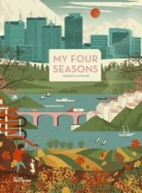 My Four Seasons - okładka książki