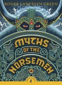 Myths of the Norsemen - okładka książki