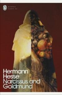 Narcissus and Goldmund - okładka książki