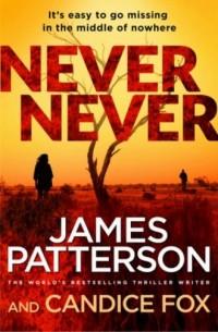 Never Never - okładka książki