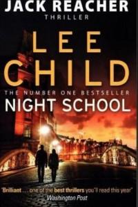 Night School - okładka książki