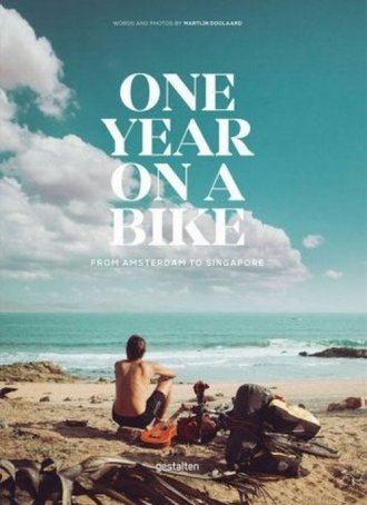 One Year on a Bike. From Amsterdam - okładka książki