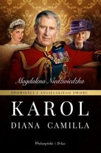 Opowieści z angielskiego dworu. Karol - okładka książki