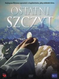 Ostatni szczyt - Wydawnictwo - okładka filmu