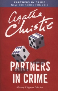Partners in Crime - okładka książki