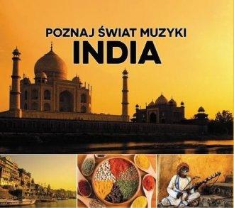 Poznaj Świat Muzyki - India - okładka płyty