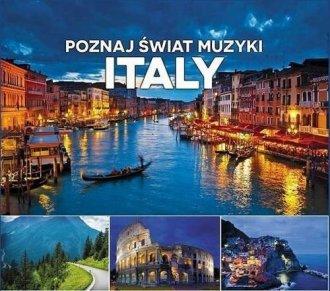 Poznaj Świat Muzyki - Italy - okładka płyty