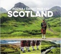 Poznaj Świat Muzyki - Scotland - okładka płyty