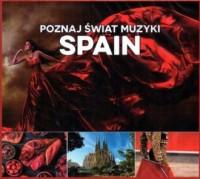 Poznaj Świat Muzyki - Spain - okładka płyty