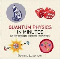 Quantum Physics in Minutes - okładka książki