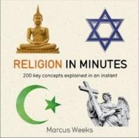 Religion in Minutes - okładka książki