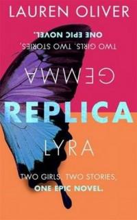 Replica - okładka książki