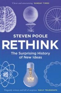 Rethink. The Surprising History of New Ideas - okładka książki