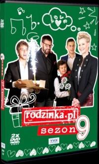 Rodzinka.pl. Sezon 9 - okładka filmu