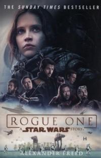 Rogue One A Star Wars Story - okładka książki