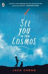 See You in the Cosmos - okładka książki