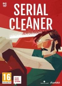 Serial Cleaner PC - Wydawnictwo - pudełko programu