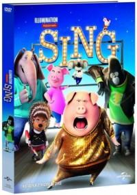 Sing - okładka filmu