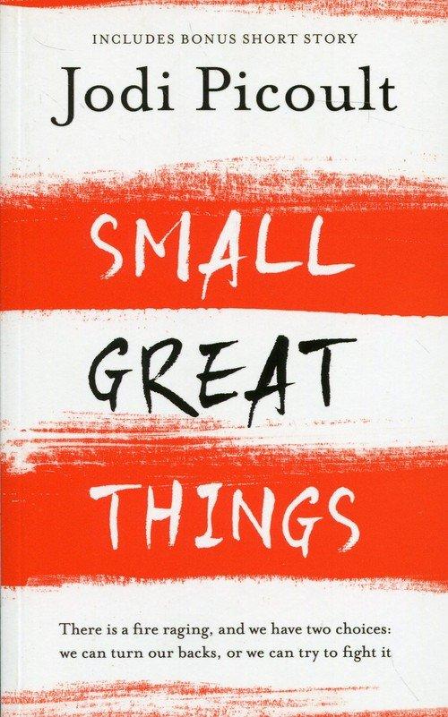 Small Great Things - okładka książki