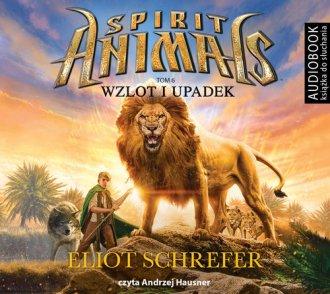 Spirit Animals. Tom 6. Wzlot i - pudełko audiobooku