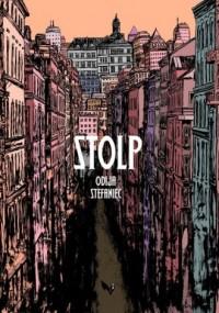Stolp - Wojciech Stefaniec - okładka książki