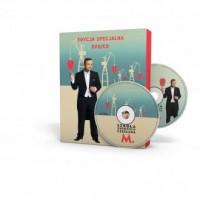 Szkoła uwodzenia Czesława M. Pakiet DVD+CD - okładka filmu