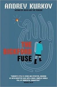 The Bickford Fuse - okładka książki