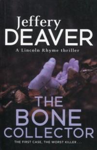 The Bone Collector - okładka książki