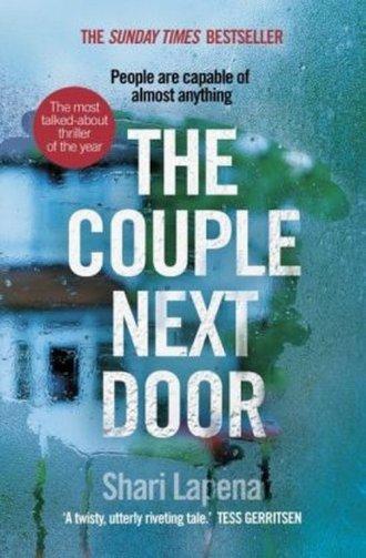 The Couple Next Door - okładka książki