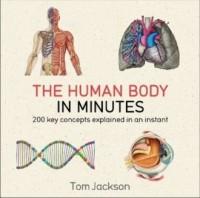 The Human Body in Minutes - okładka książki