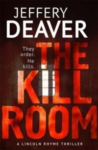 The Kill Room - okładka książki