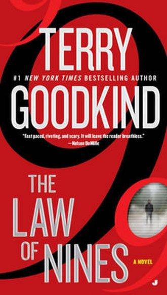 The Law of Nines - okładka książki
