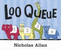 The Loo Queue - okładka książki