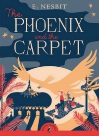 The Phoenix and the Carpet - okładka książki