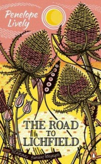 The Road to Lichfield - okładka książki