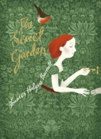 The Secret Garden - okładka książki