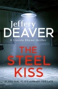 The Steel Kiss - okładka książki