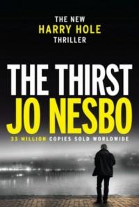 The Thirst - Jo Nesbo - okładka książki