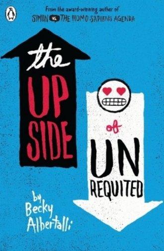 The Upside of Unrequited - okładka książki