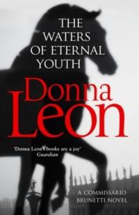 The Waters of Eternal Youth - okładka książki