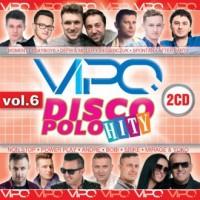 Vipo - Disco Polo Hity Vol.6 - 2CD - okładka płyty