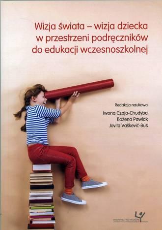 Wizja świata - wizja dziecka w - okładka podręcznika