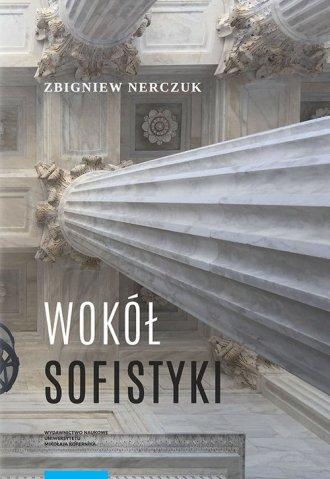 Wokół sofistyki - okładka książki