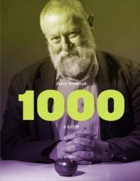 1000 słów - Jerzy Bralczyk - okładka książki