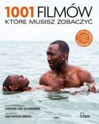 1001 filmów które musisz zobaczyć - okładka książki