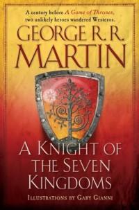 A Knight of the Seven Kingdoms - okładka książki