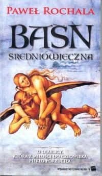 Baśń średniowieczna - okładka książki