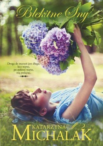 Błękitne sny - okładka książki