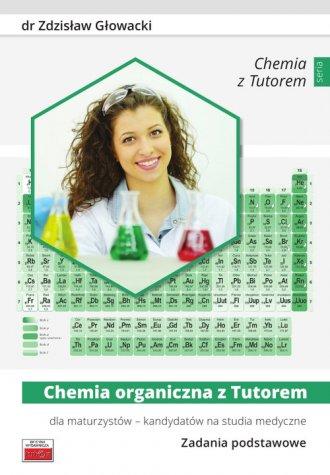 Chemia organiczna z Tutorem dla - okładka podręcznika