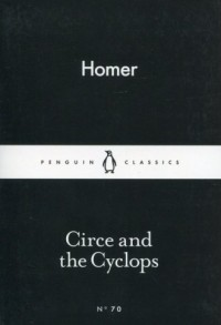 Circe and the Cyclops - okładka książki